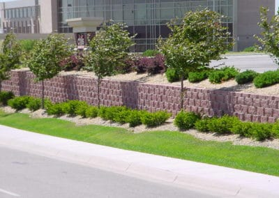 Commercial Retaining Walls
