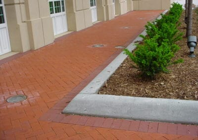 Commercial Brick Pavers