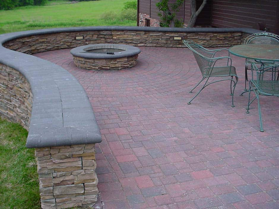 These Binders Lock The Sand Particles Together, Which Helps Lock All The  Pavers Together. It Improves Durability And Helps Deter Weeds.